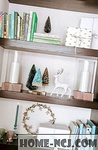 Blogger Camille Styles bryter mot alla traditionella Holiday Decorating Rules, May Н